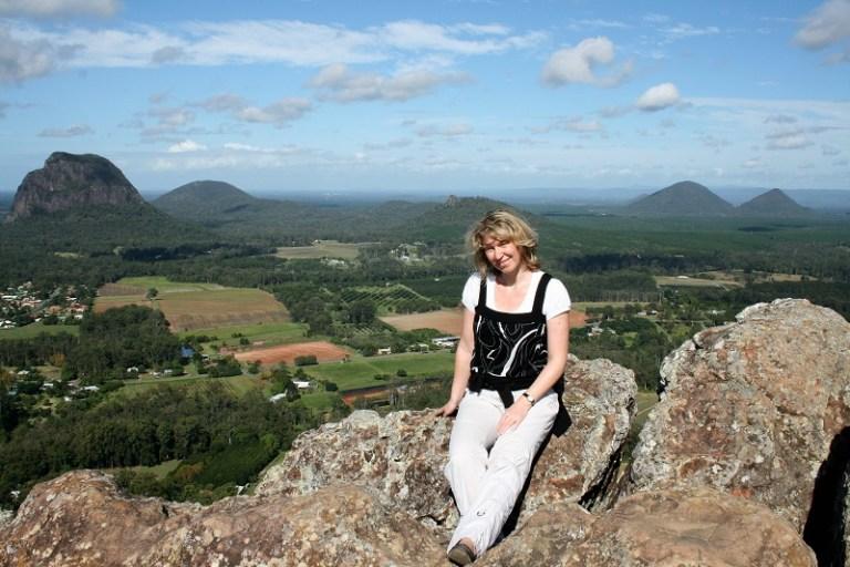 Daytrips Brisbane_Glasshouse Mountains Wanderung3