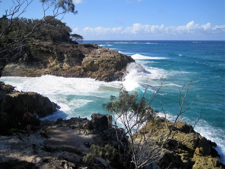 Daytrips Brisbane_Gorge Walk North Stradbroke Island
