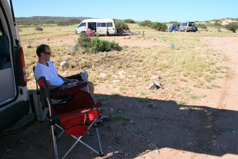 Westaustralien Roadtrip Perth Exmouth Cape Range NP Camping Kurrajong Bay