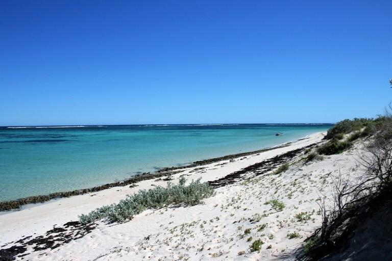 Westaustralien Roadtrip Perth Exmouth Cape Range NP Kurrajong Bay