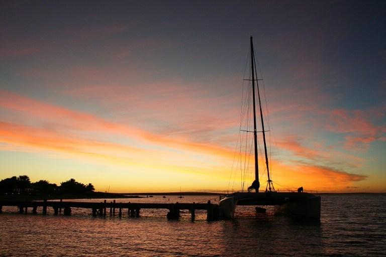Westaustralien Roadtrip Perth Exmouth Shark Bay Sunset