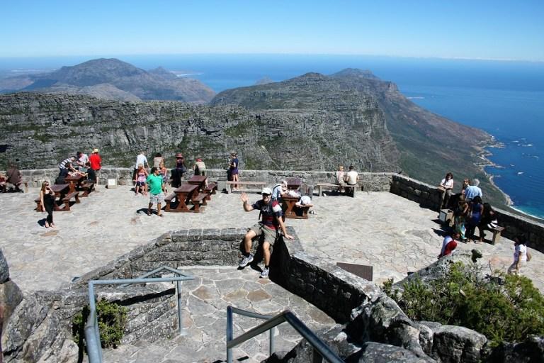 Kapstadt Highlights Tafelberg Plateau