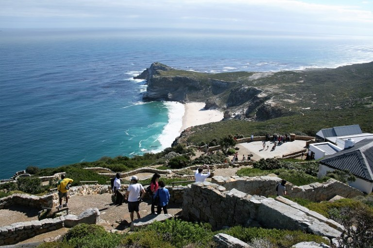 Kapstadt Highlights_Cape Point Aussicht