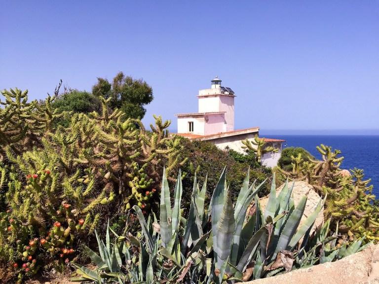 Highlights Sardinien_Capo Ferrato Leuchtturm2