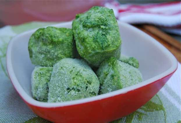 parsley-pesto-cubes