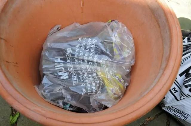 false bottom in big pot