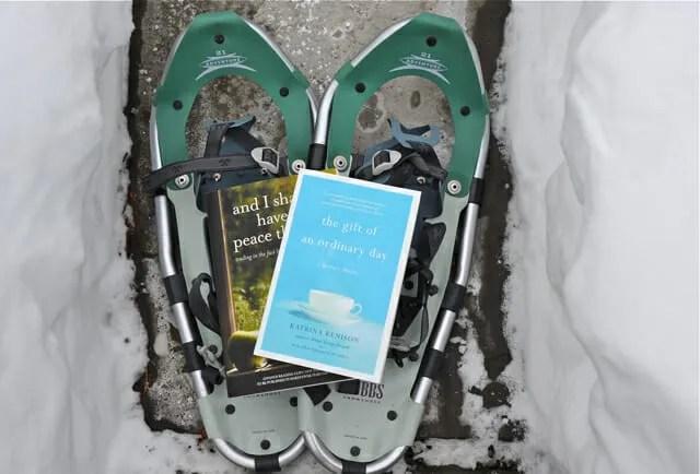 katrina snowshoes