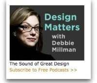 podcast: with debbie millman's 'design matters'