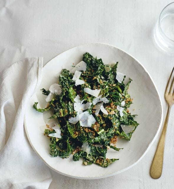 Kale Salad from True Food cookbook