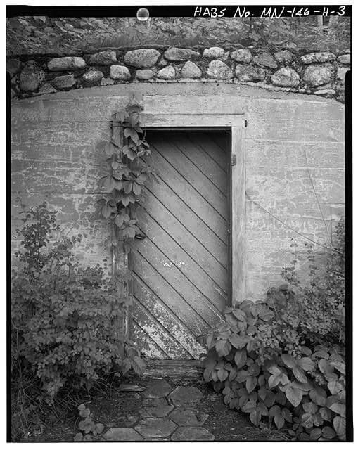 Historic root cellar, Minnesota