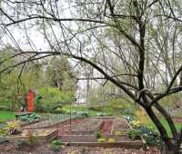 building raised beds, and choosing crabapples: radio q&a