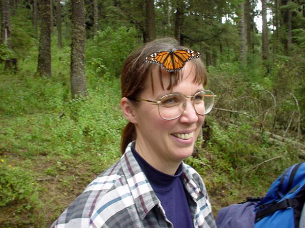Dr. Karen Oberhauser, University of Minnesota Monarch Lab (photo courtesy Dr. Oberhauser)