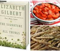 links: sample a new novel, can tomatoes and more