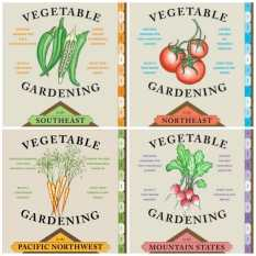 Timber Press vegetable guide series