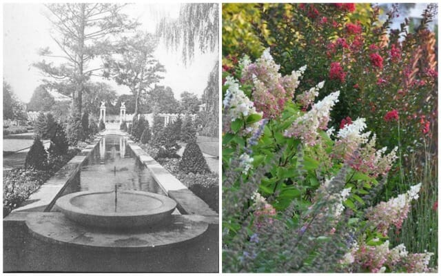 new heyday at untermyer gardens where grandeur and marigolds