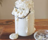 making sourdough starter, with sarah owens