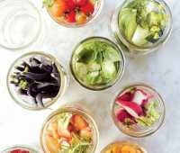 herb jam and quick pickles, with sarah owens (cookbook giveaway)