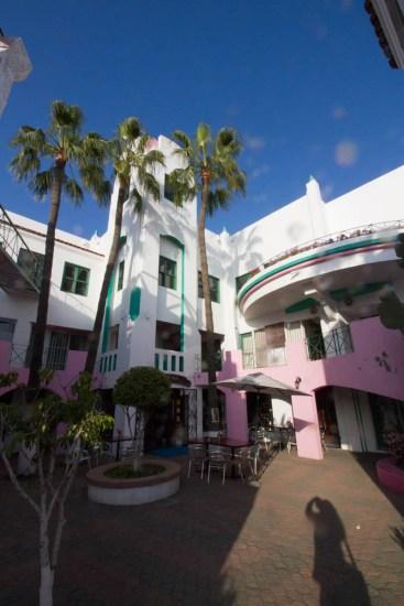 Sabina Restaurante in Ensenada, Mexico
