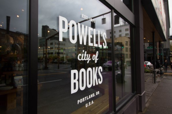 Powell's City of Books in Portland