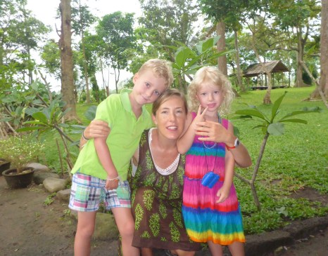 The kids have loved Ubud Homeschool. Their grounds are lush and surrounded by rice fields.