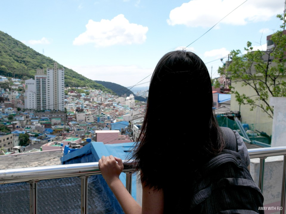 Solo in Busan: Day 1—I could've been trafficked