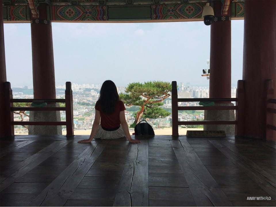 A day trip to the Suwon Hwaseong Fortress