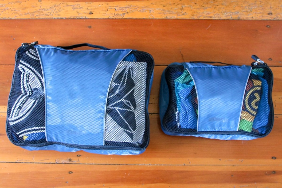 Child packing list for longterm travel