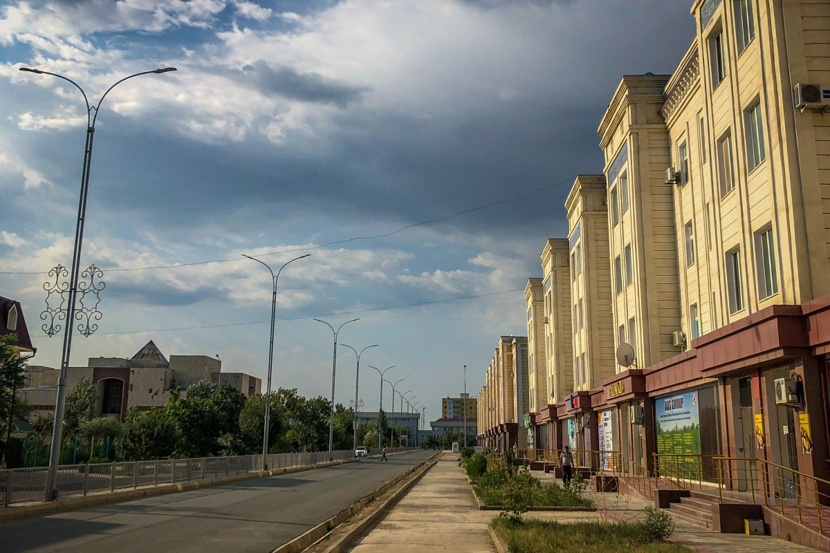 Photo from walking around town. Things to do in Nukus.