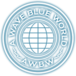 A Wave Blue World