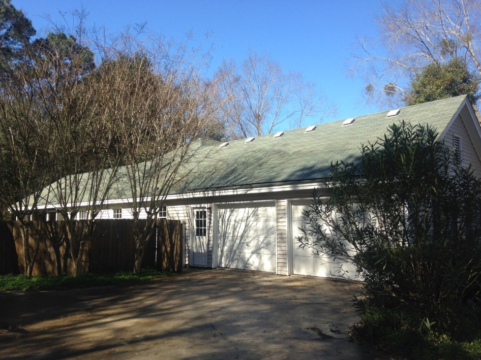 Quality Residential Roof Cleaning Charleston