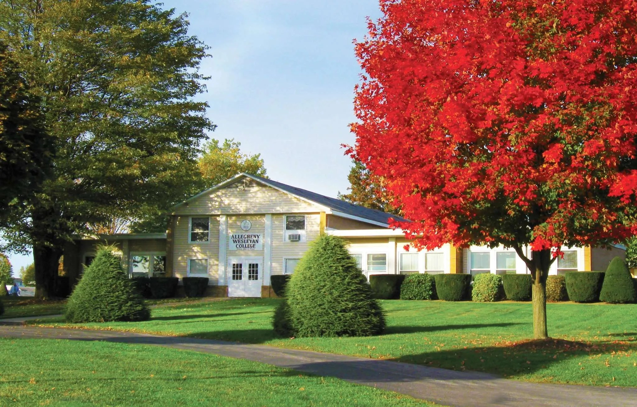 Campus - Allegheny Wesleyan College