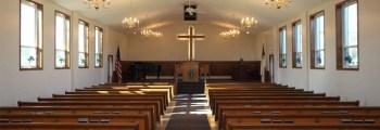 2011 – Chapel Renovation Complete