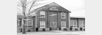 1959 – Administration Building Erected