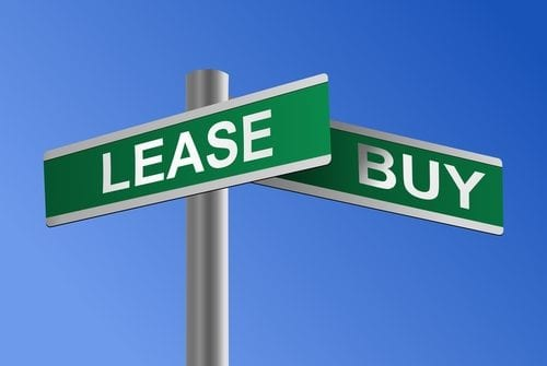 Vehicle, Fleet and Equipment Buying vs. Leasing