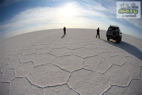 Путешествие по Боливии: от Salar Uyuni до Чили