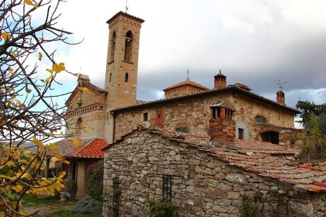 Долина Кьянти Панцано