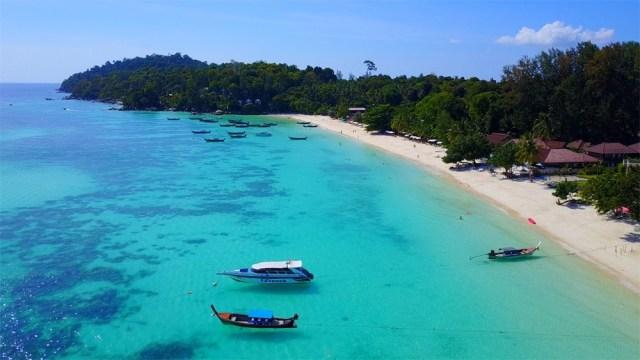 Остров Ко Липе, Тайланд. Koh Lipe island