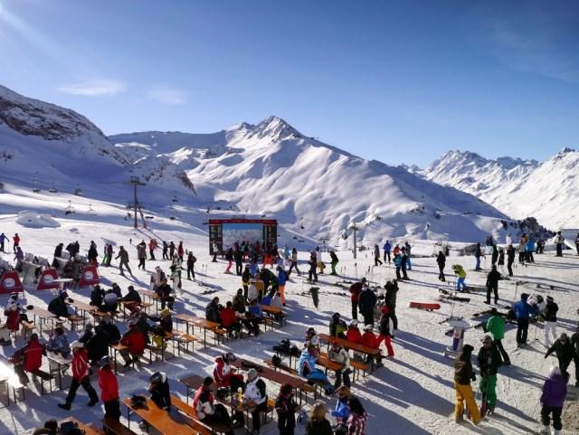 Ишгль отзывы о горнолыжном курорте