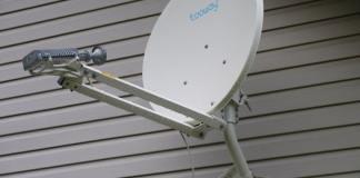Спутниковый интернет на даче