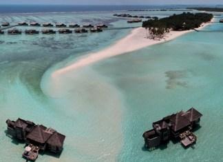 отель на острове Ланканфуши
