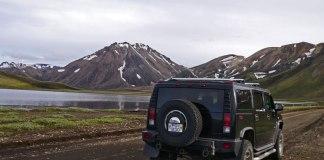 Исландия на машине