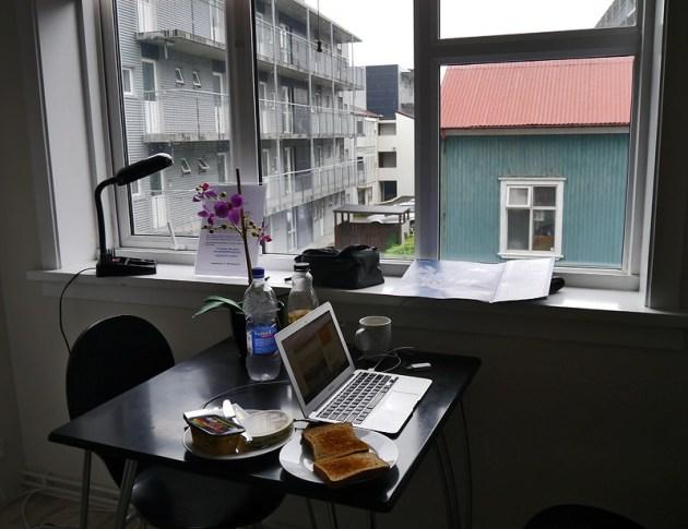 Исландия Рейкьявик Голубая лагуна