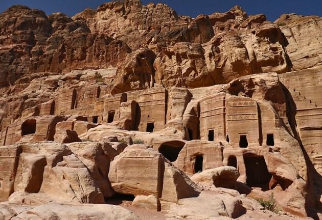 петра вади муса иордания