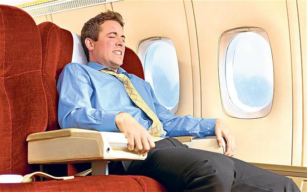 преодолеть страх полёта