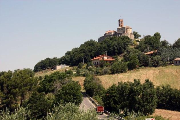 Отдых в итальянской деревне