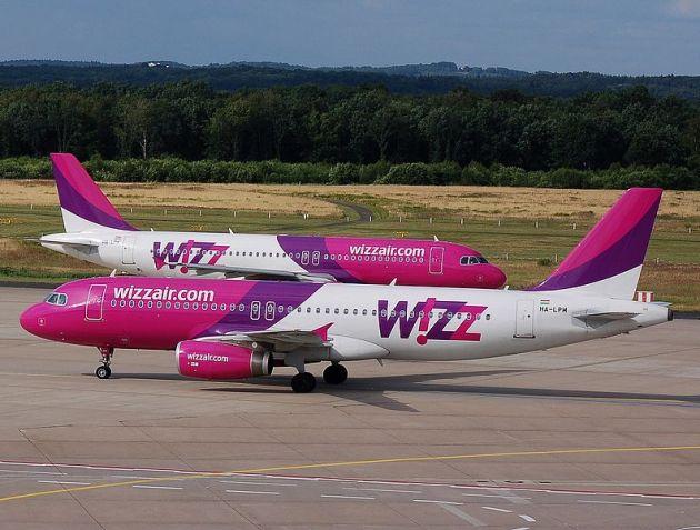 Авиакомпания WizzAir отзывы
