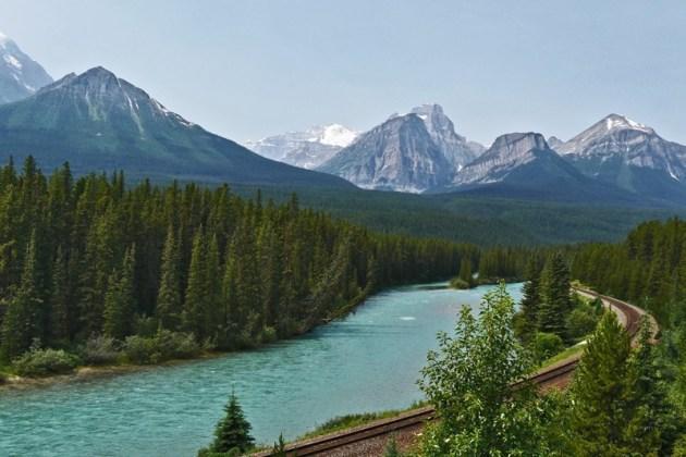 Национальный парк Банф Канада