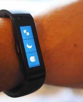 Фитнес браслет Microsoft Band отзыв
