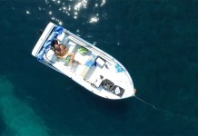 Как арендовать лодку в Греции