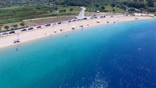 пляж торони отзывы